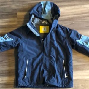 Boys lands end coat